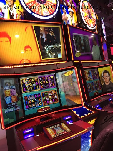 Langkah Main Slot Online Di Joker123